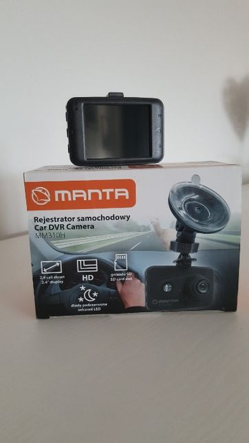 Kamera Rejestrator samochodowy MANTA MM310H