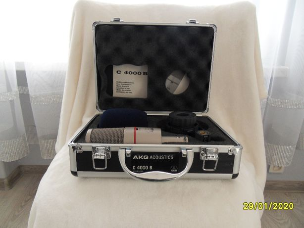Mikrofon AKG C4000B