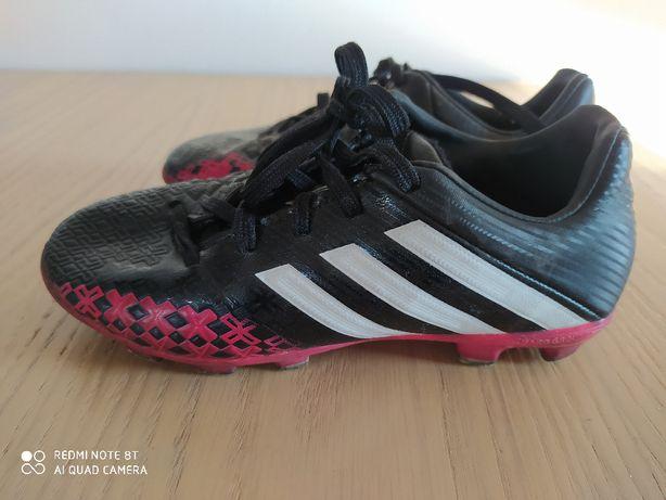 Korki Adidas Predator, rozm. 31, dł. wkładki 18,5 cm
