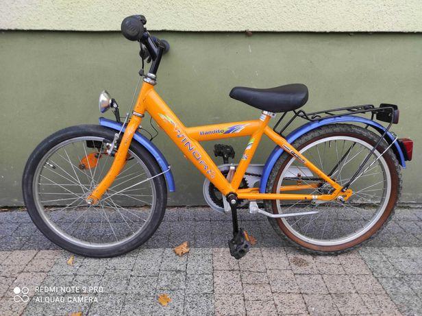 Rower dziecięcy Winora 20cali