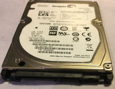 Жесткий диск HDD Seagate 2.5
