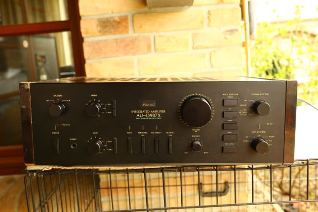 Sansui AU D907X Monster