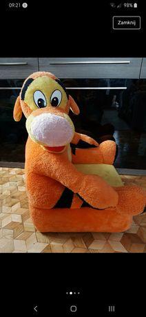 Siedzisko dla dziecka Tygrysek
