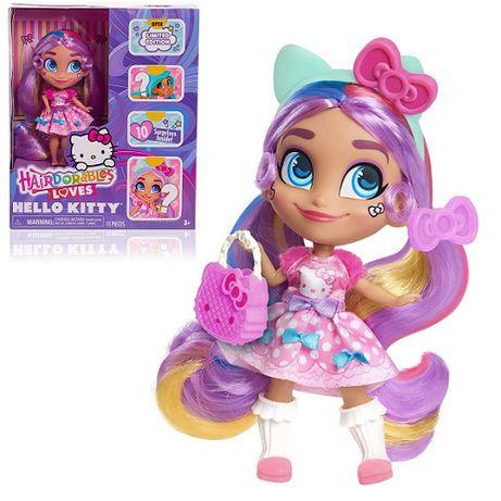Кукла Хэрдораблс Хеллоу Китти Hairdorables Loves - Hello Kitty