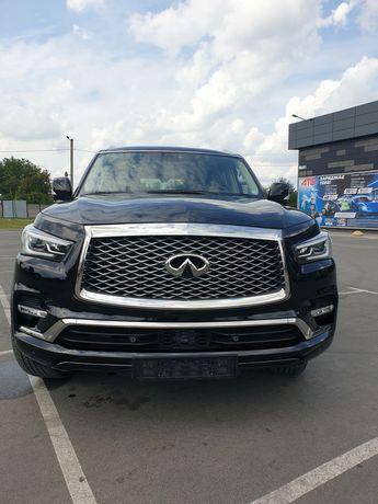 Infiniti QX80 Premium luxury