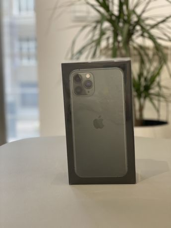 Apple iPhone 11 Pro 512GB Midnight Green. New UA Официал
