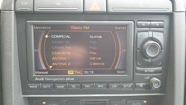 Radio RNS-E Audi Navigation Plus Audi A4