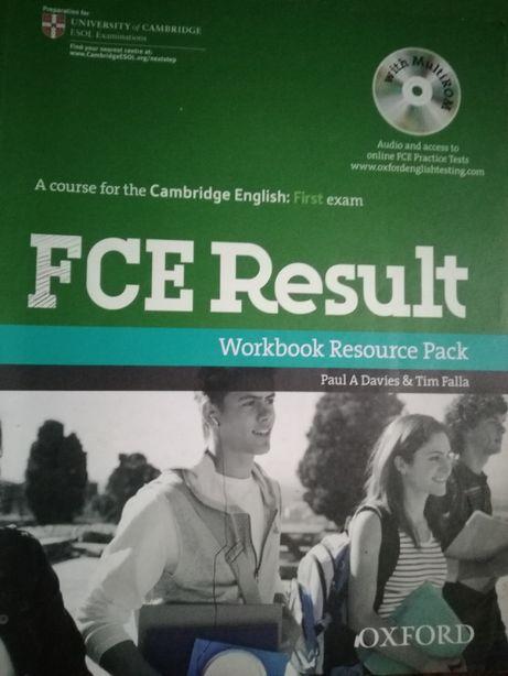 Fce result OXFORD
