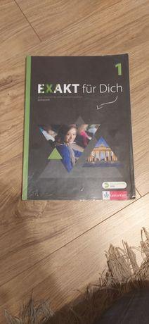 Exakt fur dich 1 podręcznik do języka niemieckiego Lektor Klett