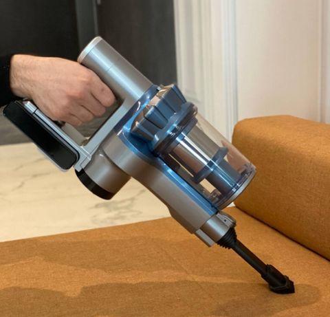 Вертикальный контейнерный беспроводной пылесос cordress vacuum cleane