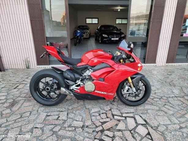 Ducati Panigale V4 ler anúncio