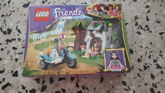 Lego Friends Motocykl ratowniczy 41032