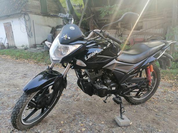 Мотоцикл Ліфан 150