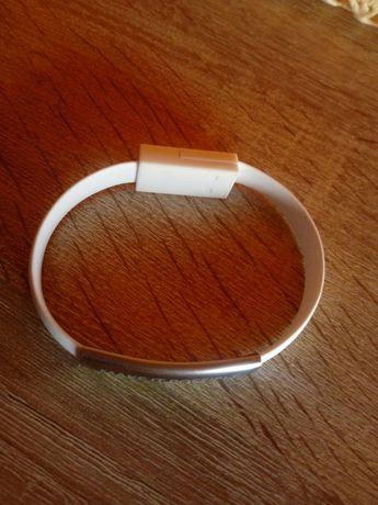 Bransoletka USB