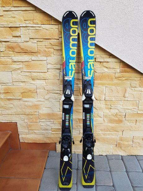 Narty Salomon Race 110 cm