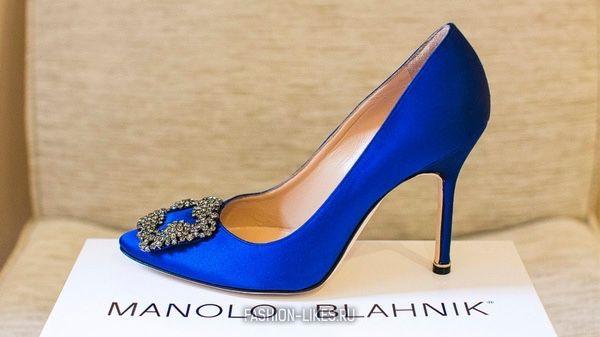 Туфли Manolo Blahnik размер 41