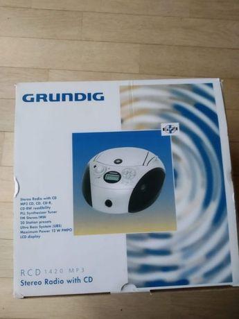 Boombox Grundig- nieużywany