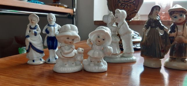 Figurki porcelana