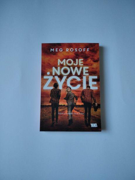 NOWA Moje nowe życie Meg Rosoff Książka powieść gwFoksal G40