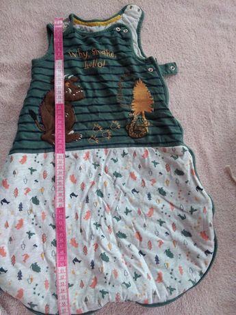 Спальный мешок 0-6 месяцев