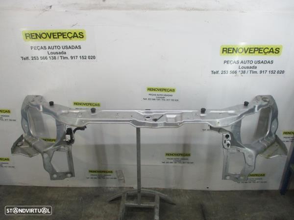 Frente Fibra Ou Chapa Opel Vectra C Gts (Z02)