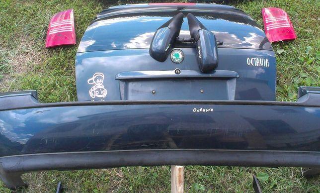 Задний бампер ляда крышка багажника фонарь Combi Октавия Тур Octavia