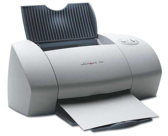 Impressora lexmark Z45 usada