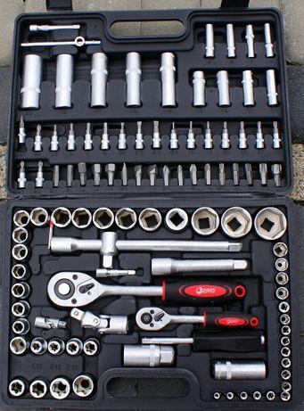 Zestaw kluczy walizka 108 el. RIPPER Chrom Vanadium Germany
