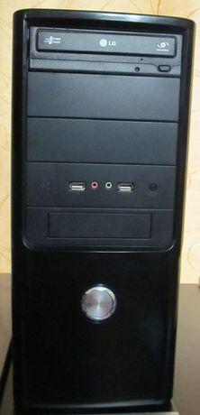 Продам срочно ПК 775 4ядра q6600/6Gb/hdd 250Gb/HD7750/БП 500