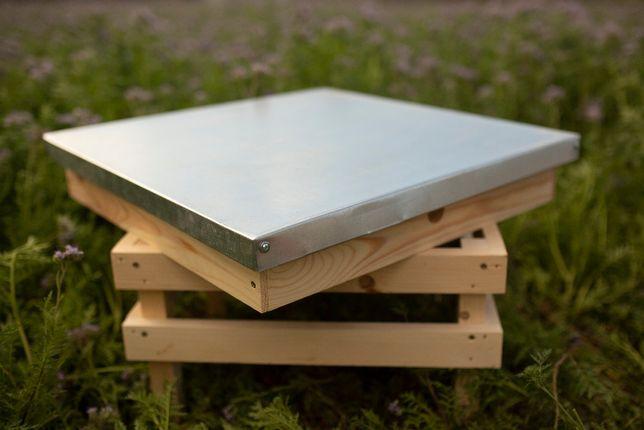 Ul wielkopolski - dach 10R- ule wielkopolskie drewniane