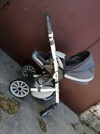 Wózek 2w1 Anex Sport