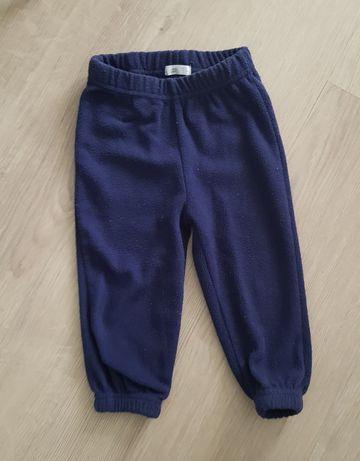 Spodnie z polaru Pepco r. 74