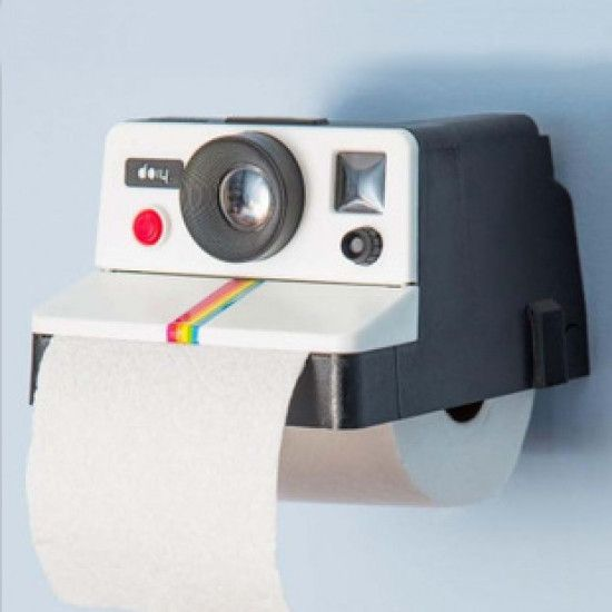 Держатель для туалетной бумаги Polaroll. Держатель туалетной бумаги Киев - изображение 1