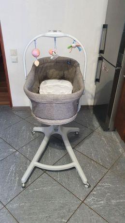 Кроватка - стульчик на колесиках Chicco Baby Hug 4в1
