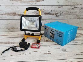 Halogen Przenośny Roboczy Lampa LED 50W SMD COB