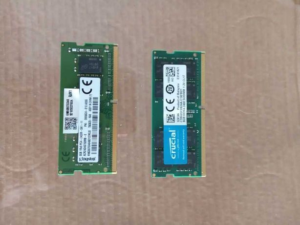 Memória SDIMM 8 GB