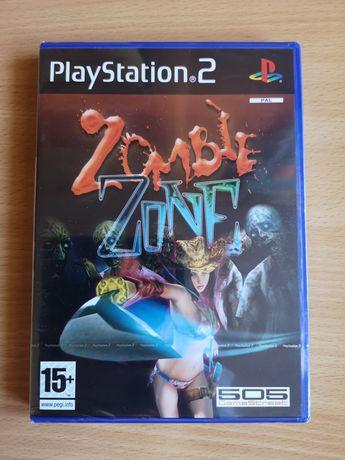 Gra PS2 Zombie Zone NOWA! PlayStation 2