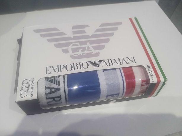 Bokserki męskie Emporio Armani r L  lub XL