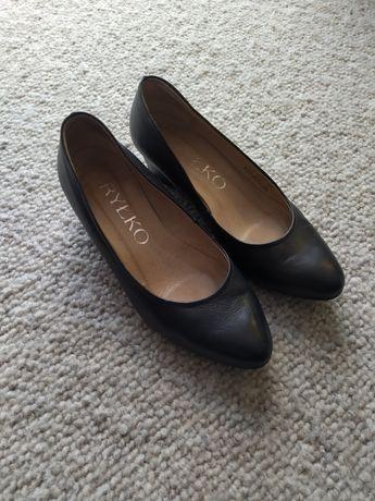 Buty na koturnie Ryłko r. 36