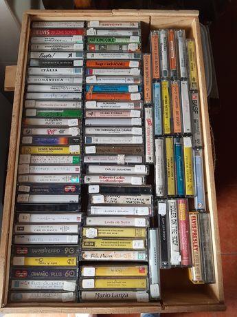 Cassetes de música (clássicos)