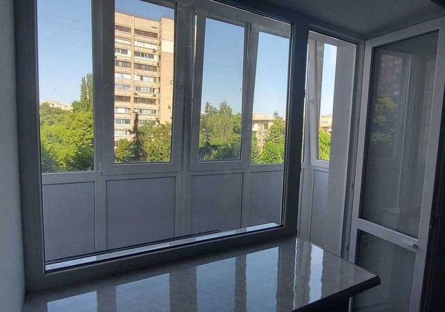 Окна, лоджии, балконы, балконные блоки