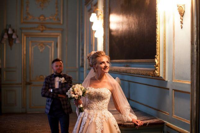 Весільне плаття Crystal