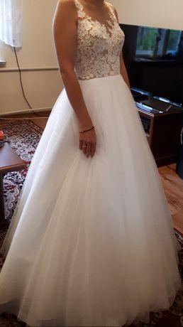 Suknia śłubna rozmiar 36