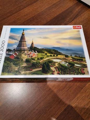 Puzzle Trefl 2000 Bajkowe Chiang Mai