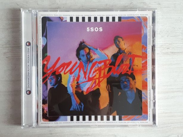 5sos album 5 seconds of summer youngblood