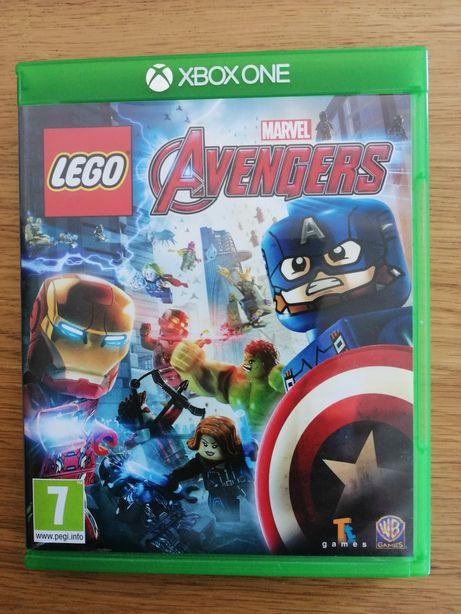 Lego Marvel Avengers. Gra xbox one