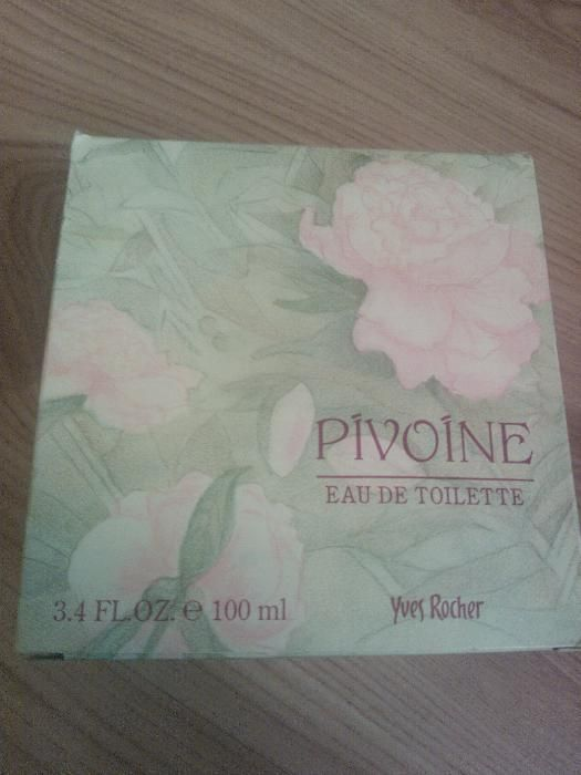 Pivoine Yves Rocher 100ml , mega rarytas Sosnowiec - image 1