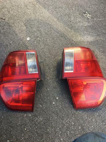 Faróis traseiros Seat Ibiza 6k2