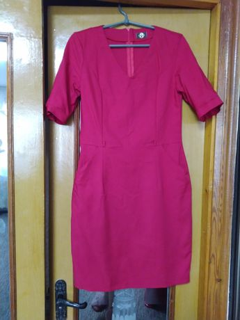 Сукня червона платье красное