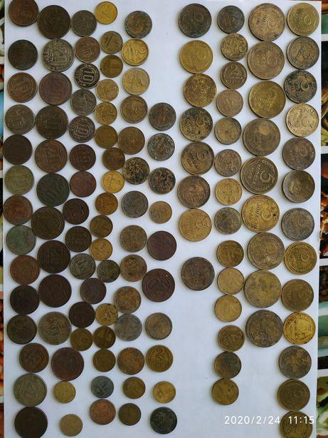 Продам монеты, советские монеты